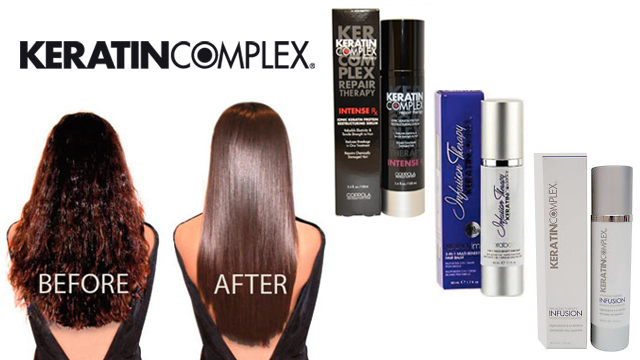 Keratin Complex Hair Therapy