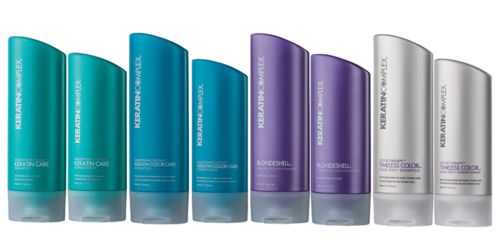 Keratin Complex Timeless Color