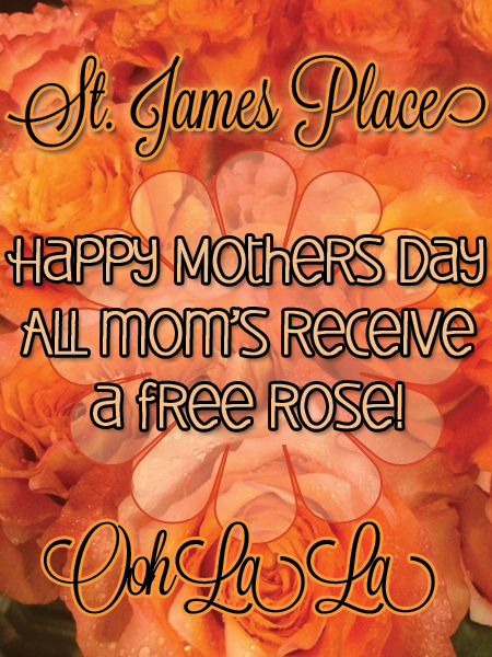 Happy Mothers Day from St. James Place