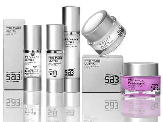 SA3 Skin Care Products