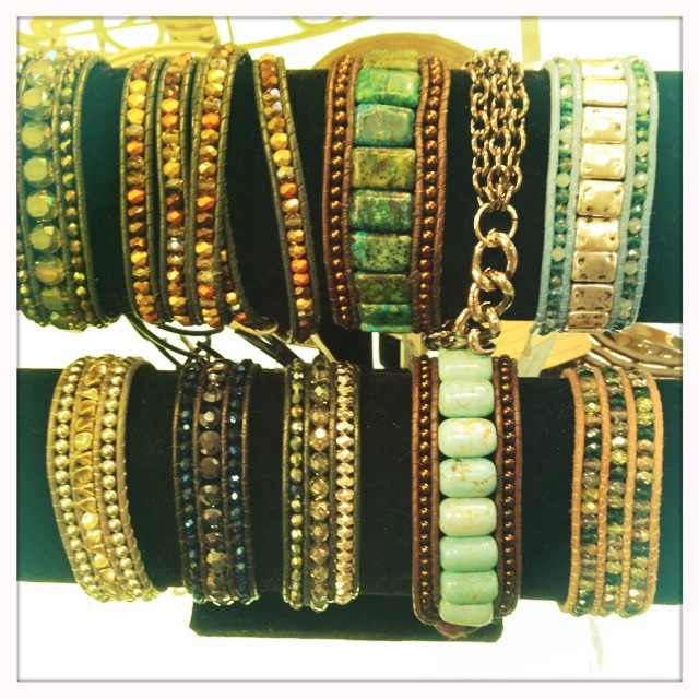 a.leigh Artisan Jewelry Handmade in Mequon, WI