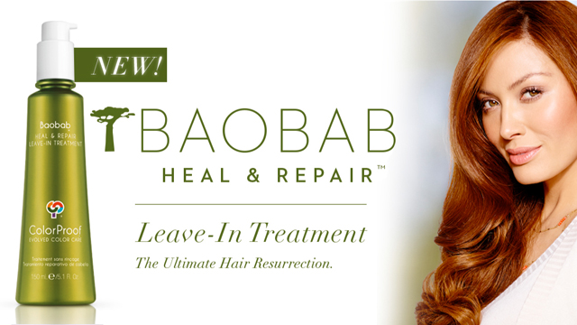 Baobab Heal and Repair Leave-In Treatment