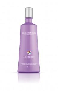 SignatureBlonde ColorProof Shampoo