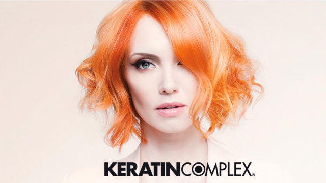 keratin complex color - available at St. James Place