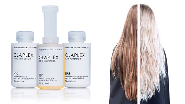 Olaplex available at St James Place Salon