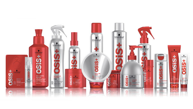 OSiS+ Schwarzkopf Professional Hair Products