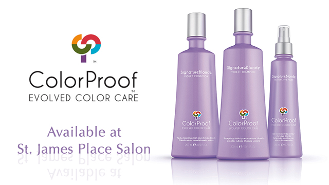 ColorProof SignatureBlonde Luxury Hair Care