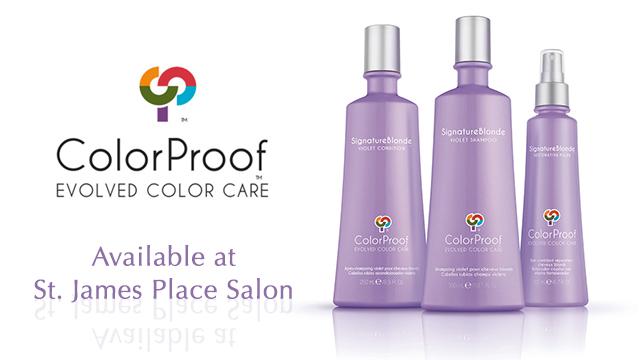 ColorProof SignatureBlonde Luxury Hair Care