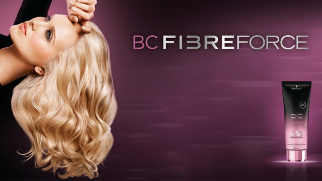 Schwarzkopf Professional - BC Fiber Force - Resistance to Breakage