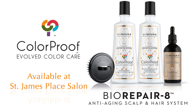 ColorProof BioRepair Anti-Aging Scalp & Hair System