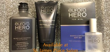 Eurora Hero for Men
