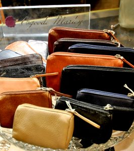 Leather Carry On Travel Bag on Sale at St. James Place