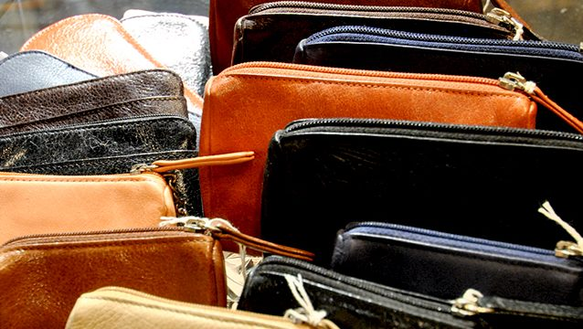 Luxury Leather Carry On Travel Bag on Sale at St. James Place