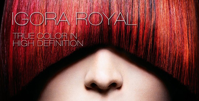 Schwarzkopf Igora Royal at St. James Place